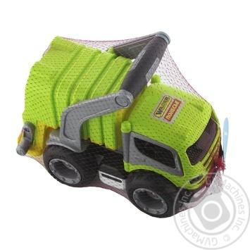 Іграшка автомобіль комунальний (в сіточці) Polesie