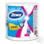 Zewa Design Jumbo Kitchen Paper Towel - buy, prices for Novus - image 1