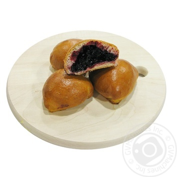 Pies with blueberries - buy, prices for MegaMarket - image 1