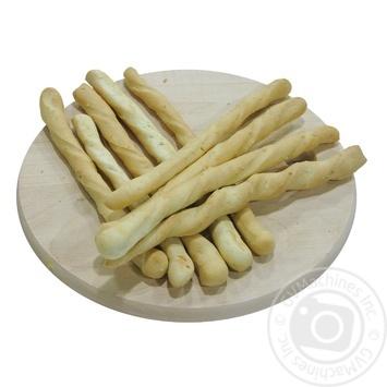 Палочки хлебные Гриссини классические