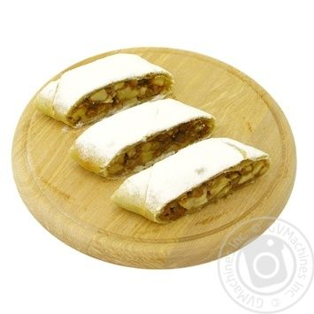 Strudel with Apples - buy, prices for MegaMarket - image 1
