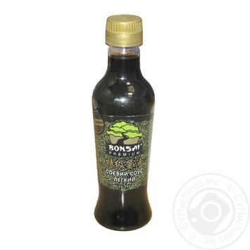 Bonsai Premium balsamic soya sauce 250ml - buy, prices for Novus - image 2