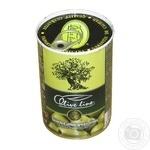 Оливки Olive Line отборочные без косточки 420г