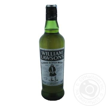 Виски William Lawson's 40% 0,7л - купить, цены на Novus - фото 5