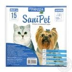 Priroda SaniPet Diaper for Animals 60х60cm 1pc