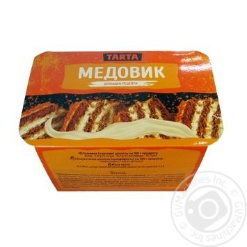 Торт Tarta Медовик 290г - купить, цены на СитиМаркет - фото 1