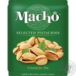 Macho salt pistachio 125g