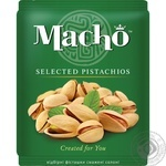 Macho Selected Fried Salted Pistachio 125g