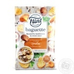 Flint with mushroom flavor in creamy sauce snack 60g