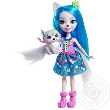 Кукла Enchantimals  Волчонок Уинсли - купить, цены на Метро - фото 1