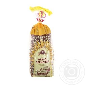Хлеб Царь Хлеб Пряно-зерновой в упаковке 400г