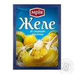 Желе Мрия лимонное 90г