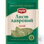 Лавровый лист Мрия сухой 10г Украина
