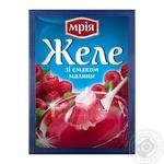 Желе Мрія зі смаком малини 90г Україна
