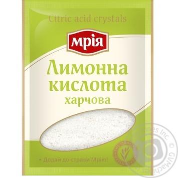 Mria Cіtric Acid - buy, prices for MegaMarket - image 1