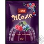 Jelly Mria with berries for desserts 90g packaged - buy, prices for Novus - image 1