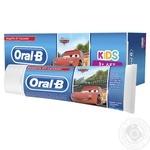 Паста зубная Oral-B Kids Нежный вкус для детей 75мл
