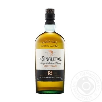 The Singleton Of Dufftown whisky 18 y.o. 40% 0,7l - buy, prices for Novus - image 1