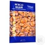 Мидии Veladis варено-мороженное очищенные 400г