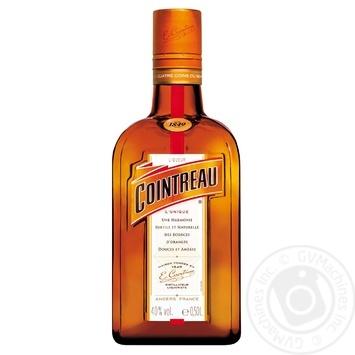 Лікер Cointreau 0,5л - купити, ціни на Фуршет - фото 1