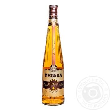 Metaxa Honey Brandy 30% 0,7l - buy, prices for Novus - image 1