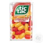 Tic-tac fruit mix dragee 16g