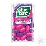 Tic-tac raspberry and blueberries dragee 16g