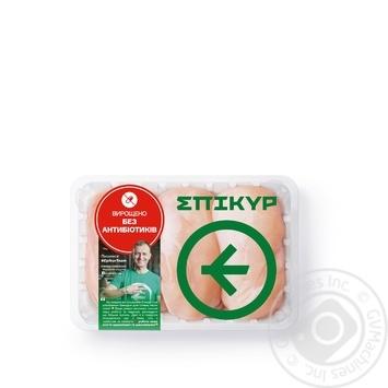 Филе цыпленка-бройлера охлажденное фасованное (большая упаковка) ~ 1000г