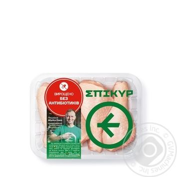 Голень цыпленка-бройлера охлажденное фасованное (маленькая упаковка) ~500г