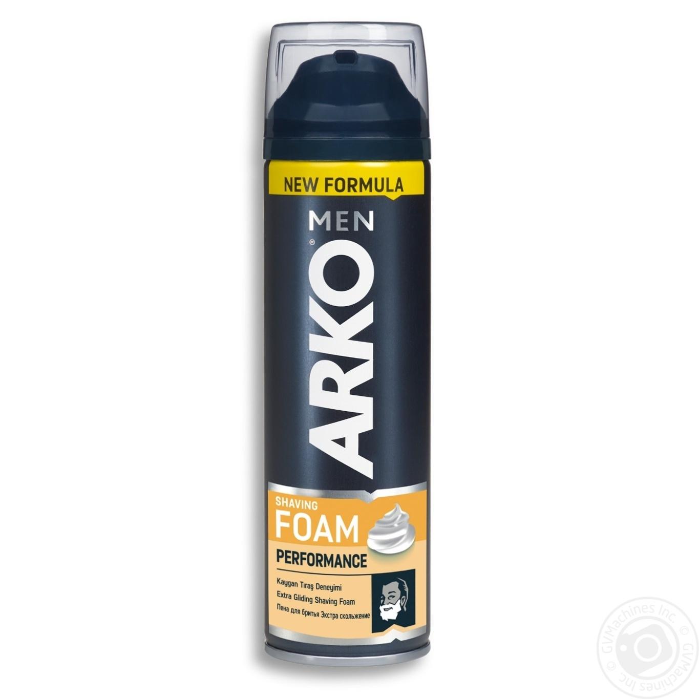 Arko / Гель для бритья ARKO Extra Performance 200мл