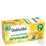 Herbal tea Bebivita for stomach for 3+ months babies 20x1.5g teabags