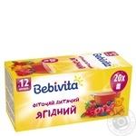 Фиточай Bebivita детский ягодный 30г