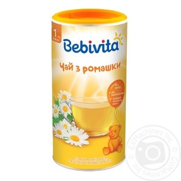Чай Bebivita из ромашки сухой быстрорастворимый для детей с 1 недели 200г