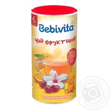 Bebivita For Babies From 6 Months Dry Instant Fruit Tea 200g