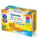 Фитованна Bebivita для младенцев из календулы и крапивы 60г