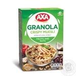 AXA Crispy Muesli With Fruits And Nuts
