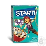 Start! Jolly Roger grain dry breakfast 300g
