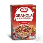 AXA Crispy Muesli With Berries