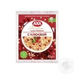 АХА With Cranberries Quick-Cooking Oat Porridge 40g