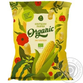 Палочки кукурудзяні Екород 50г - купить, цены на МегаМаркет - фото 1