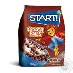 Кульки з какао Start 150г