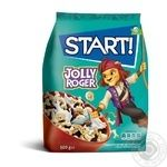 Сухі сніданки Start! Jolly Roger зернові 500г