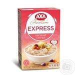 Пластівці вівсяні AXA Premium Express швидкого приготування 500г