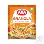 Axa Granola Cereals With Tropical Fruits Dry Breakfast 40g