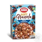 Сніданки сухі зернові АХА Гранола з шоколадом 320г