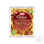 Axa Oatmeal porridge with cocoa cream and berries 40g - buy, prices for MegaMarket - image 1