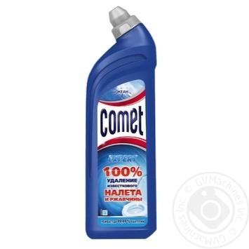 Гель для чистки унитаза Comet Океан 750мл