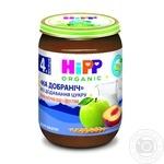 Каша молочна манна Hipp На добраніч з фруктами з 4-х місяців 190г