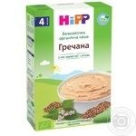 Dairy-free buckwheat porridge HiPP for 4+ months babies 200g