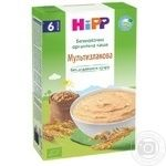 Hipp Multi-grain for children from 4 months dairy-free dry pap 200g